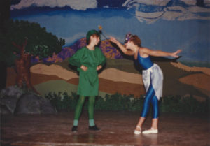 Fairy in Midsummer Night's Dream