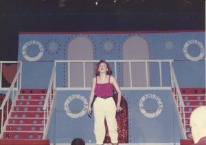 Bonnie in Guys and Dolls